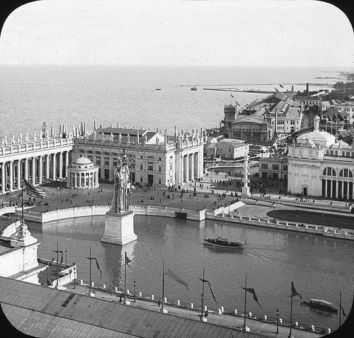 Chicago World's Columbian Exposition in 1893