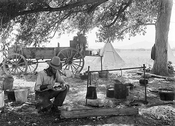 cowboys chuck wagon