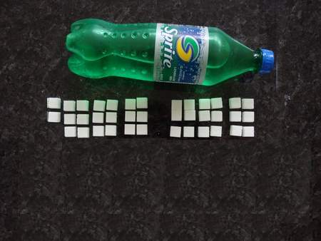 How Much Sugar in Sprite
