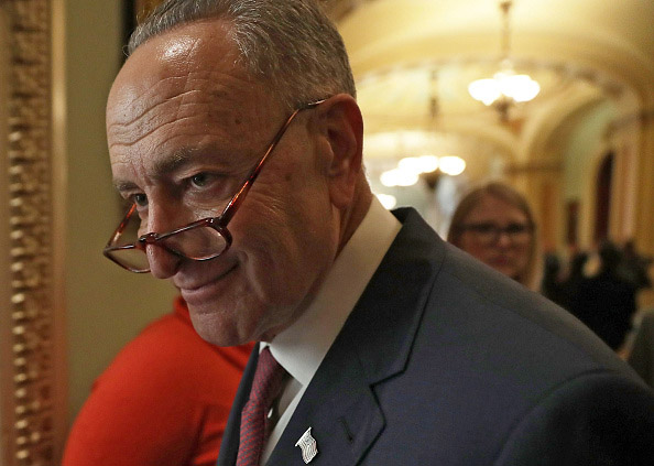 Senate leadership McConnell re-elected, Democrat Schumer elected, Sanders grabs post
