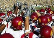 USC Trojans Football #1 National Champions
