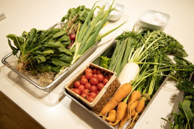 聖光農園野菜