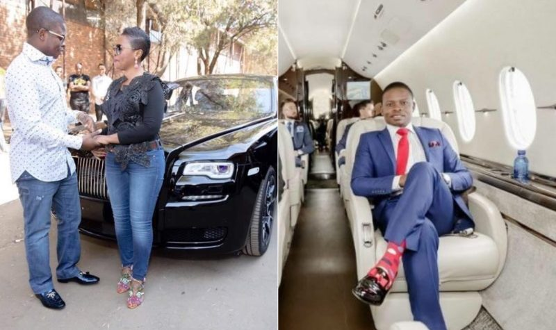 This Is The Day Prophet Shepherd Bushiri And Wife Arrested