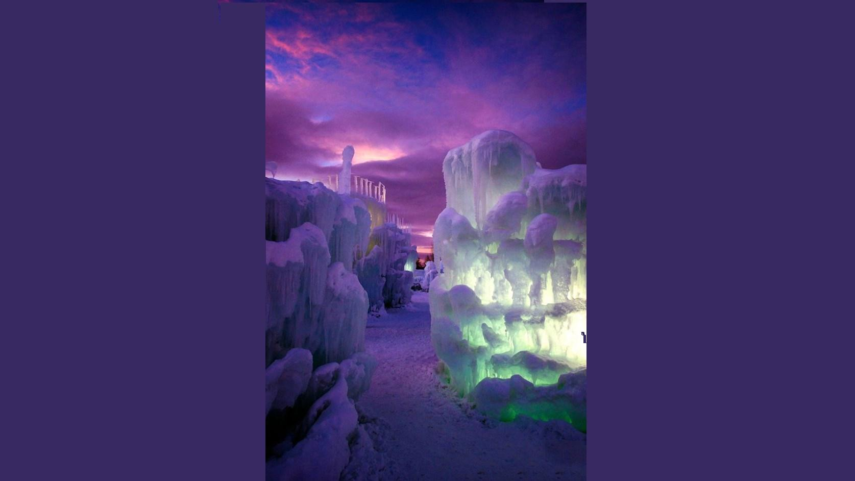 ice castles coming to