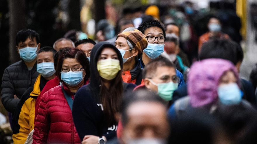 Coronavirus fears lead to worldwide mask shortages