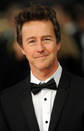 EE British Academy Film Awards held at the Royal Opera House - Arrivals Featuring: Edward Norton Where: London, United Kingdom When: 08 Feb 2015 Credit: WENN.com