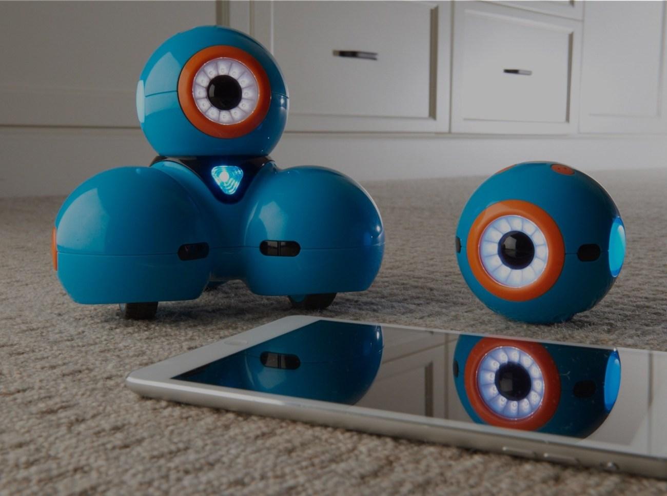 Wonder Workshop, maker of Dash & Bot robots, raised $20 million Series B funding