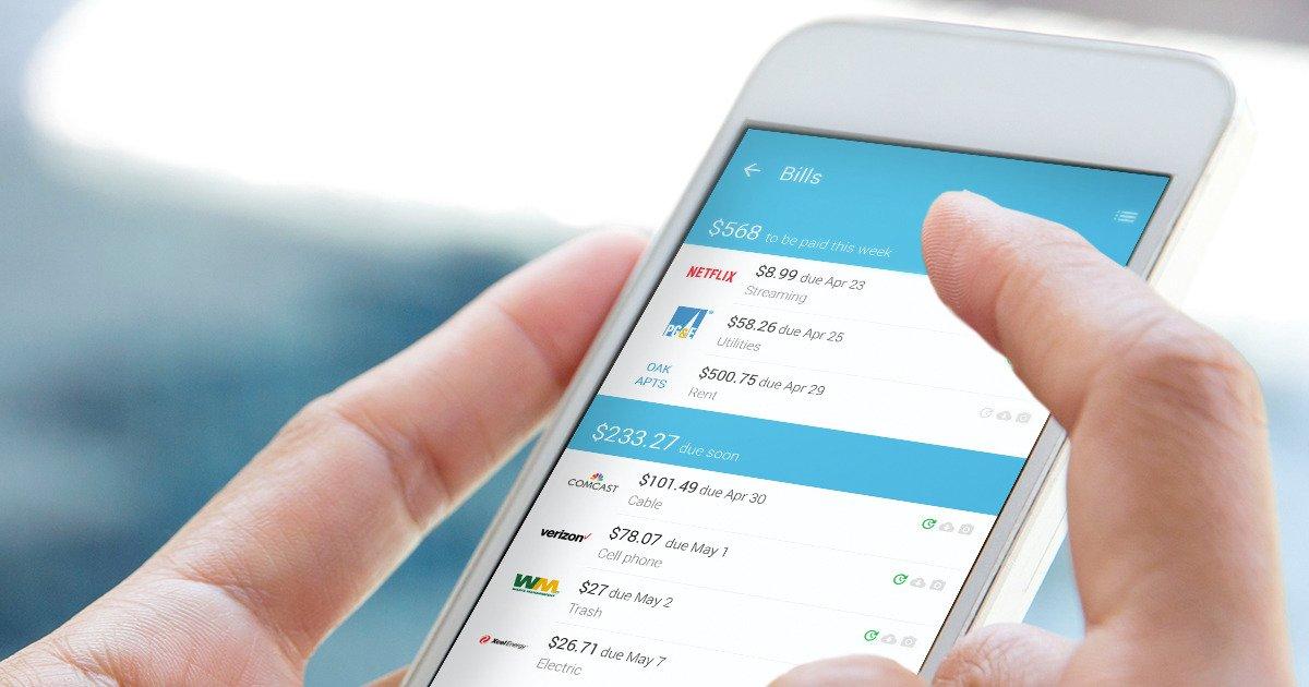 BillHero payment bot app
