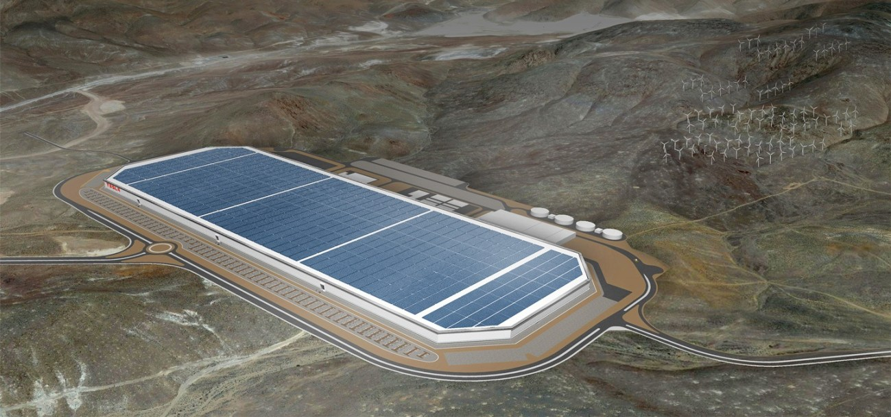 Tesla Gigafactory grand opening party Friday July 29 Reno Nevada