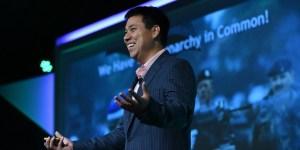 Larry Kim of WordStream Speaking at SMX East