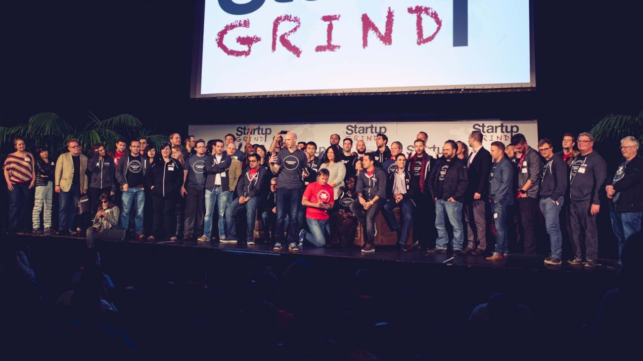 Startup Grind 2017 Global Conference in Redwood City, Silicon Valley