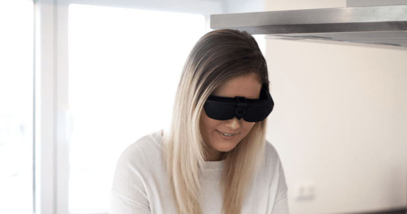 Electronics Startup NuEyes Secures New Financing to provide smart glasses for the visually impared