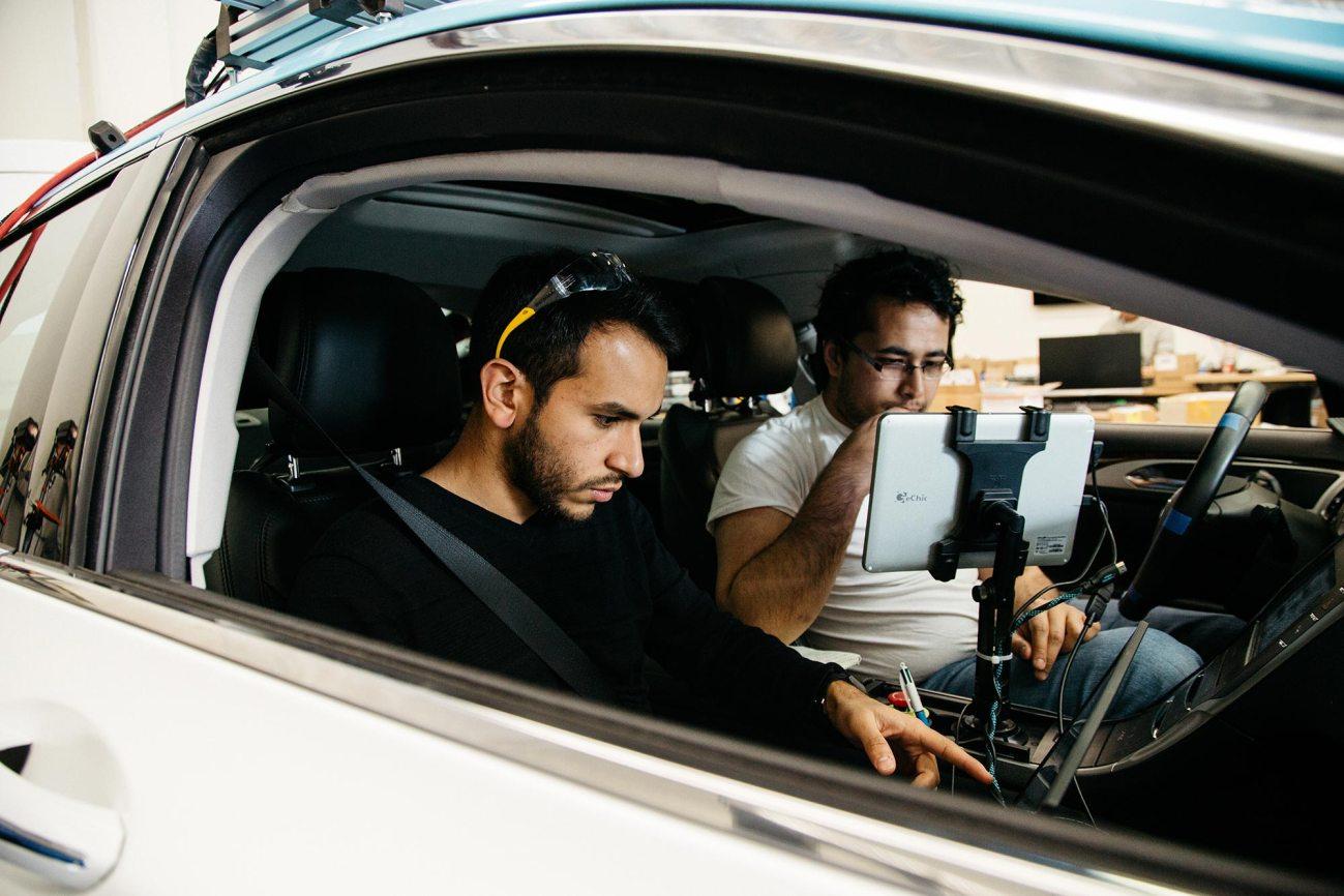 AI for autonomous driving vehicles company Drive.ai Brings In $50 Million