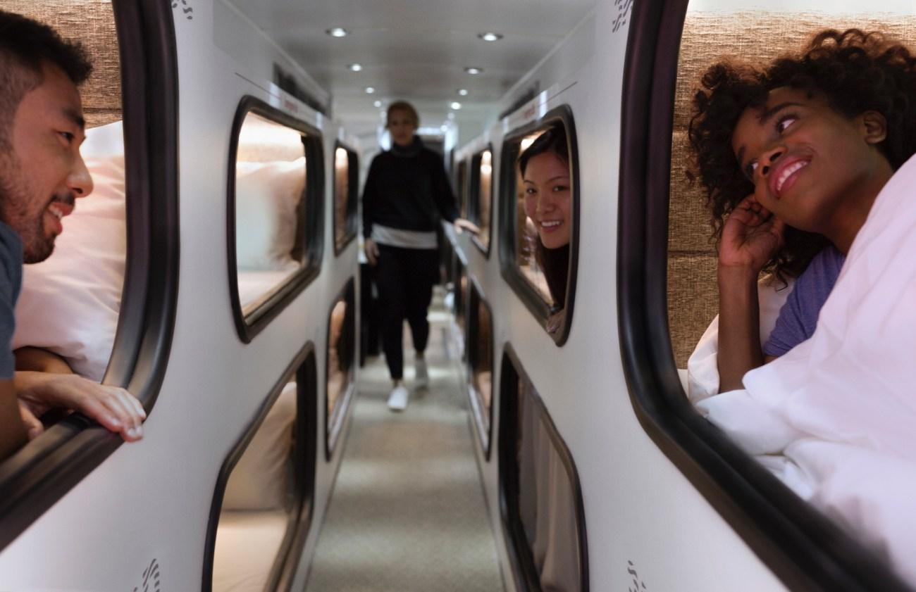 Hospitality transportation startup Cabin Raises $3 Million