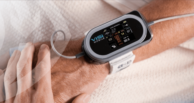 Medical device company Sotera Wireless Brings In $31.8 Million