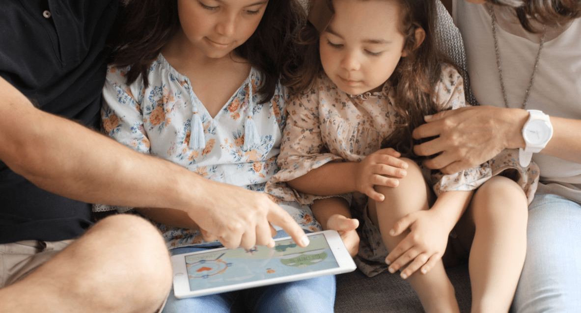 KiddZtube is an edtech product that augments kids' videos with educational quizzes.