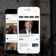 Trust Frank is a news app that provides trusted breaking news.