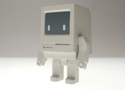Classicbot offers a series of humorous desktop toys for those with a passion for classic computers.