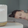 Moona is a health and fitness product that provides head temperature control and machine learning to improve sleep.