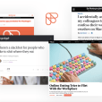 Find Journalists by Upbeat is a public relations and marketing product that provides an AI-powered journalist finder.