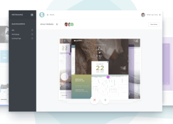 Moodily is a collaborative mood board builder that allows designers of brand, digital, web, and mobile applications to easily gather design inspiration among their teams or clients.