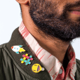 Team collaboration software company Slack has launched The Slack Shop, a nonprofit online store to purchase such items as Slack socks, pins, stickers, coaster sets, and temporary ink.