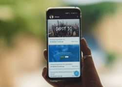 Ghost for Android allows users to read, write, and publish with full offline support.