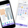 Wardo is an outfit inspiration and planner app that helps users make sure not to wear the same outfit too often.