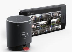 "Mevo Plus is a live video camera that seeks to transform any event into a ""professional"" live streaming production."