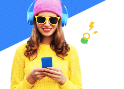 HEROES is designed to help social media influencers send direct messages to their followers through Facebook Messenger.