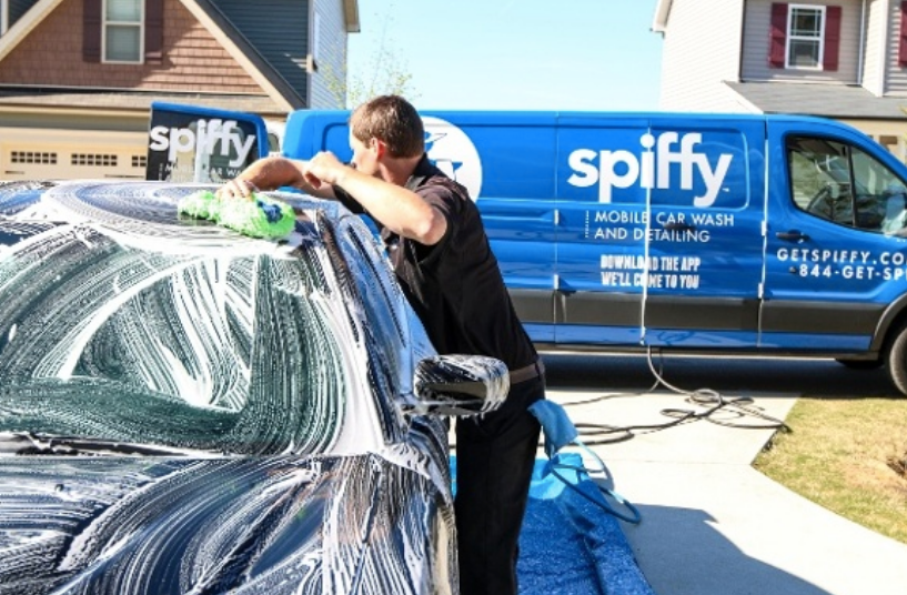 AutoTech Startup Get Spiffy Secures $9 Million in Funding