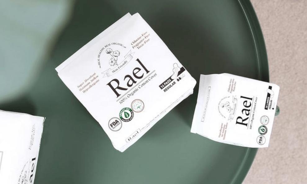 Feminine Care Startup Rael Raises $17.5 Million in Series A Funding