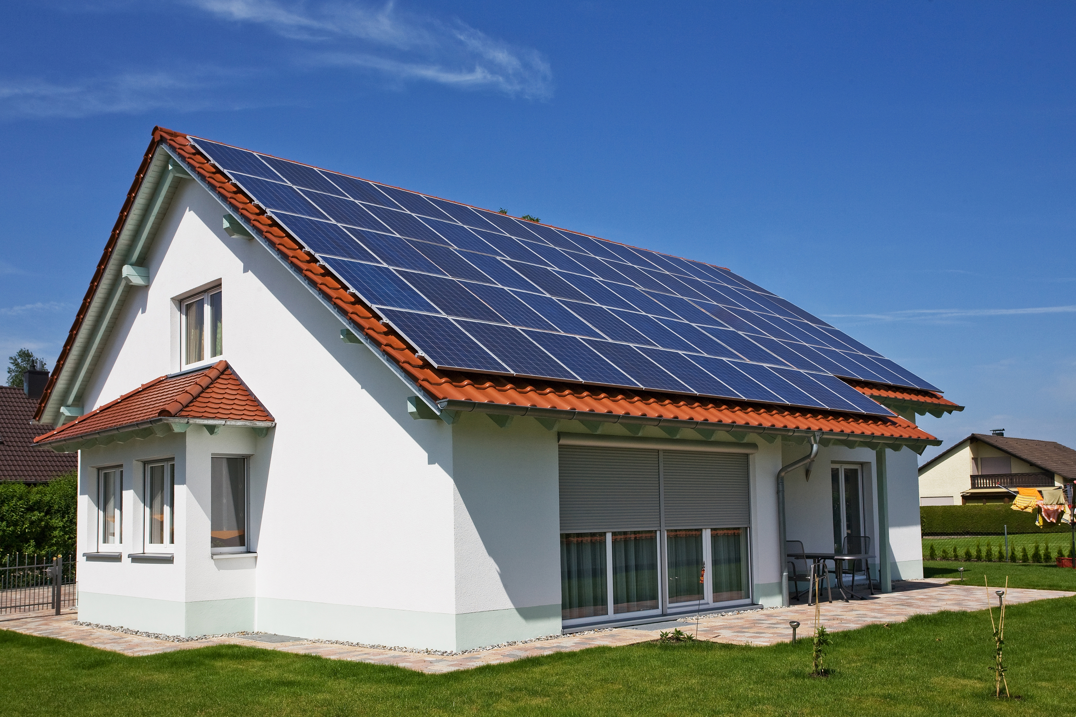 Residential Solar Power Systems