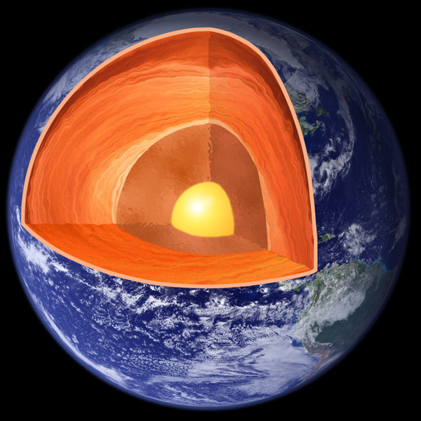 What Keeps the Earth Cooking  Berkeley Lab
