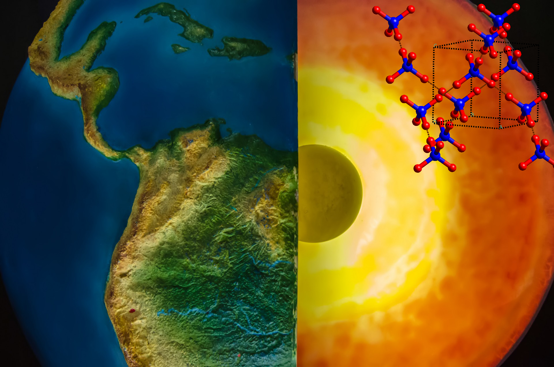 Diamonds From The Deep Water May Exist In Earth S Lower