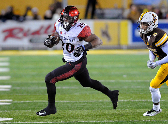 Image result for Rashaad penny San Diego State Photos