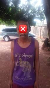 kidnapper in police net