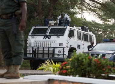 """Nine """"Western Togoland"""" secessionist leaders freed in Ghana"""