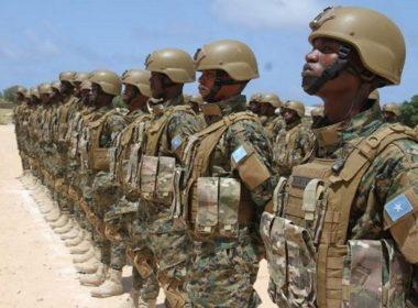 Somalia begins military reforms following rising terrorist attacks
