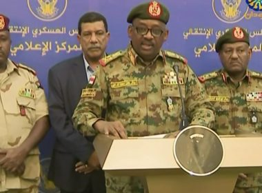 Sudan's military arrests top general, officers over foiled coup
