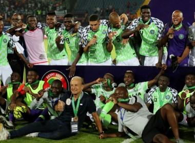 Nigeria wins AFCON third-place clash of eagles against Tunisia