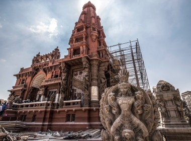 Egypt's renovation of Baron Palace sparks online outcry