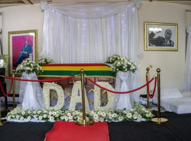 Zimbabwe's former President Mugabe to be buried in his village