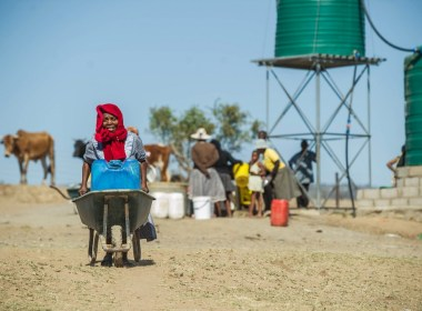 South Africa rations water as 'Day Zero' looms