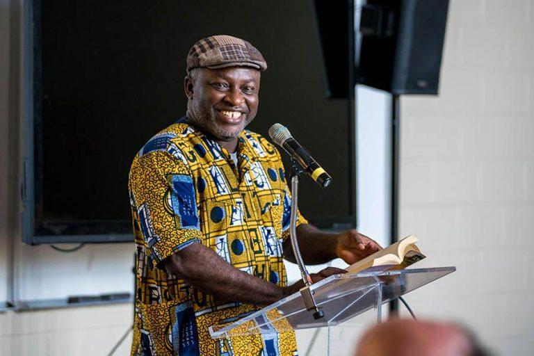 Writer Uwem Akpan, also making Africa proud