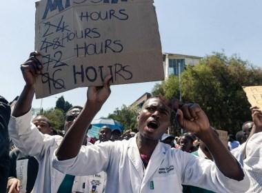 zimbabwe doctors