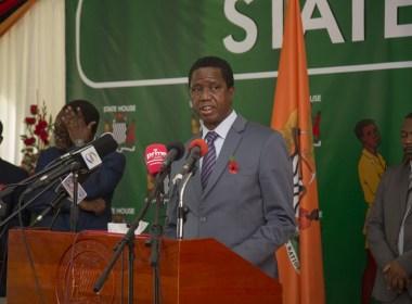 Zambian President asks USA to recall her ambassador