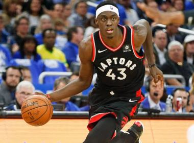 Pascal Siakam nets 24 points for NBA champions Toronto Raptors