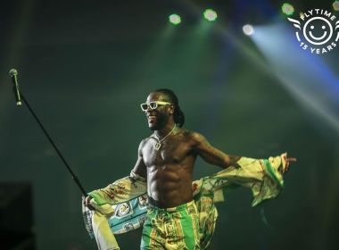 Burna Boy: African giant didn't get a Grammy, and that's alright