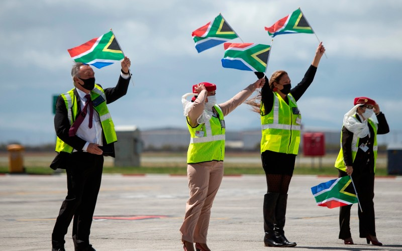 Cape Town Int'l Airport Is Africa's Best for Sixth Consecutive Year( News Central TV)